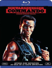 Commando (Blu-ray) (Bilingual)