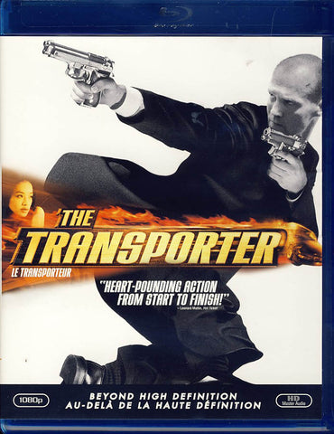 The Transporter (Blu-ray) (Bilingual) BLU-RAY Movie