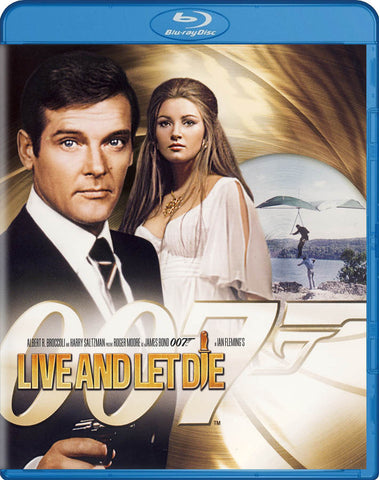 Live and Let Die (Blu-ray) (James Bond) BLU-RAY Movie