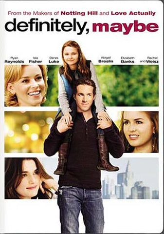 DefinitelyMaybe (Widescreen) DVD Movie