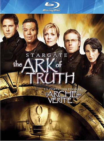Stargate - The Ark of Truth (Blu-ray) (Bilingual) BLU-RAY Movie