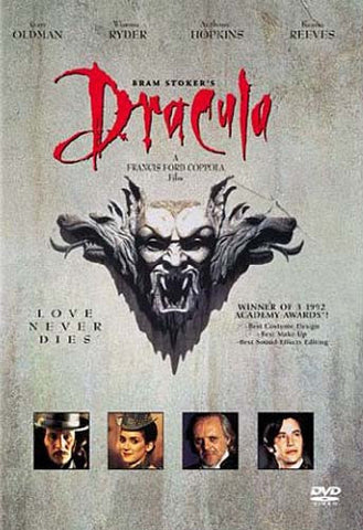 Bram Stoker s Dracula (Bilingual) DVD Movie