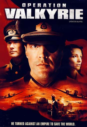 Operation Valkyrie DVD Movie