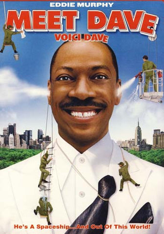 Meet Dave (Full Screen) (Widescreen) DVD Movie