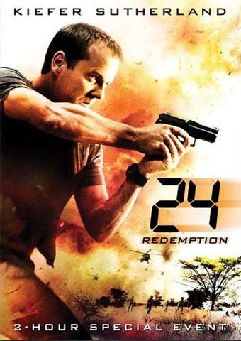 24 - Redemption DVD Movie