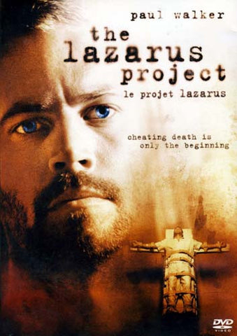 The Lazarus Project DVD Movie