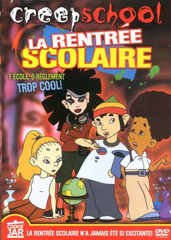 Creepschool - La Rentree Scolaire DVD Movie