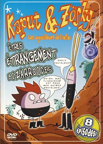 Kaput and Zosky - Etres Etrangements DVD Movie