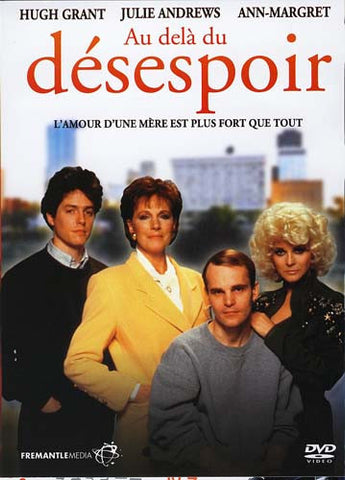 Au Dela Du Desespoir DVD Movie