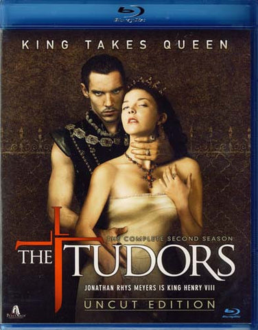 The Tudors - The Complete Second Season (Uncut Edition)(Blu-ray) (CA Version) BLU-RAY Movie