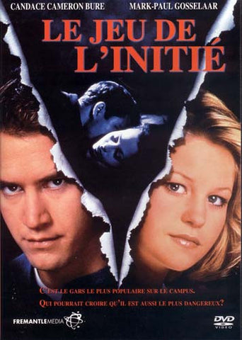 Le Jeu De L'Initie DVD Movie