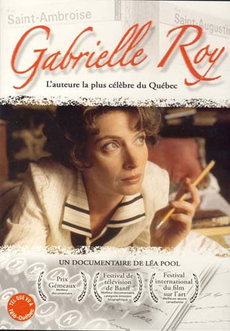 Gabrielle Roy DVD Movie