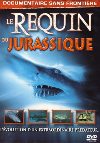 Le Requin Du Jurassique DVD Movie