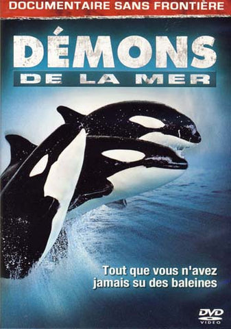 Demons De La Mer DVD Movie