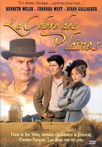 La Colere Des Plaines DVD Movie