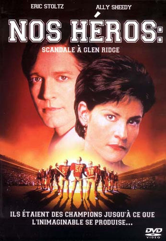 Nos Heros - Scandale A Glen Ridge DVD Movie