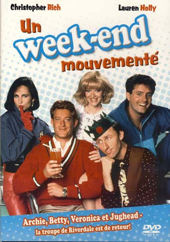 Un Week - End Mouvemente DVD Movie