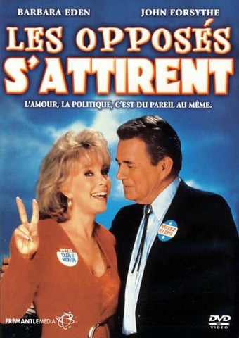 Les Opposes S'attirent DVD Movie