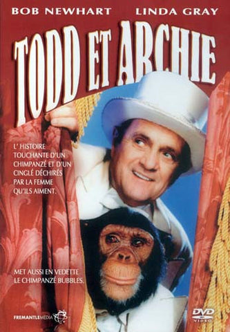 Todd Et Archie (Bilingual) DVD Movie