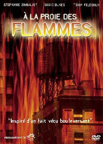 La Proie Des Flammes, a DVD Movie