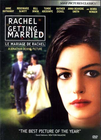Rachel Getting Married DVD Movie