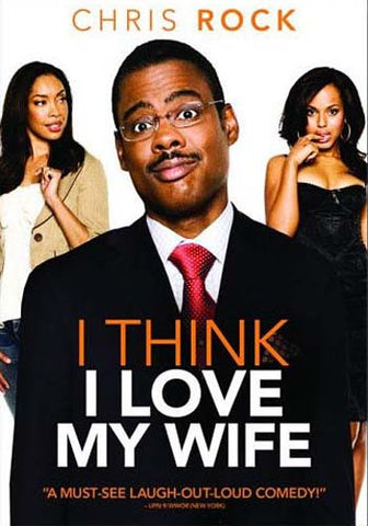 I Think I Love My Wife DVD Movie