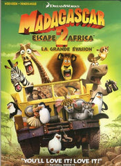 Madagascar - Escape 2 Africa (USED)