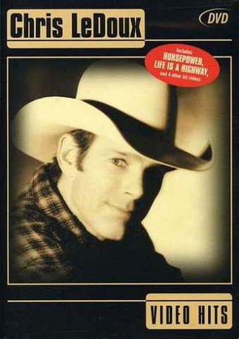 Chris LeDoux Video Hits DVD Movie