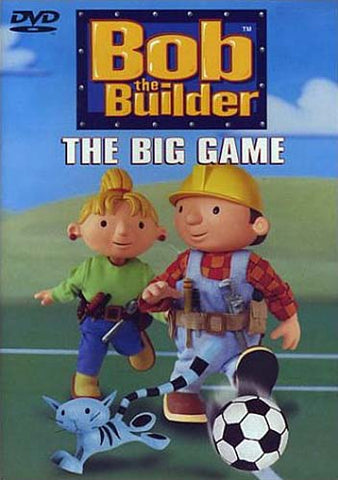 Bob The Builder - The Big Game DVD Movie