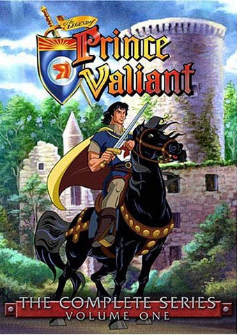 The Legend of Prince Valiant - The Complete Series - Vol.1 (Boxset) DVD Movie
