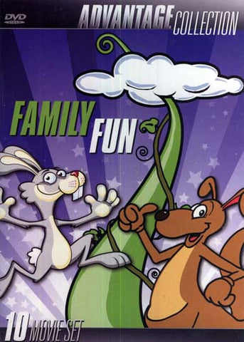Advantage Collection - Family Fun - (10 Movie Set) (Boxset) DVD Movie