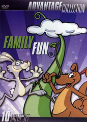 Advantage Collection - Family Fun - (10 Movie Set) (Boxset)