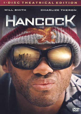 Hancock (Single-Disc Theatrical Edition) DVD Movie