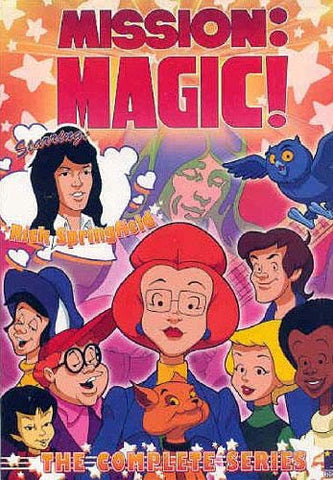 Mission - Magic! - The Complete Series DVD Movie