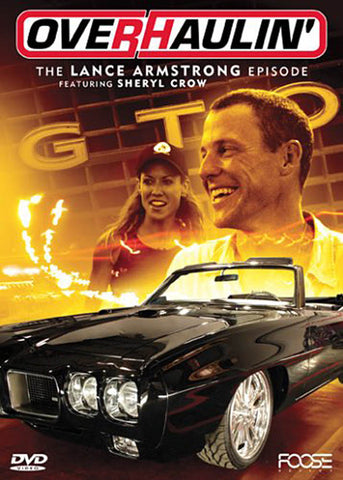 Overhaulin - The Lance Armstrong Episode DVD Movie