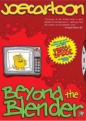 Joe Cartoon - Beyond the Blender DVD Movie