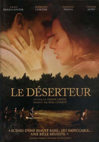 Le Deserteur DVD Movie