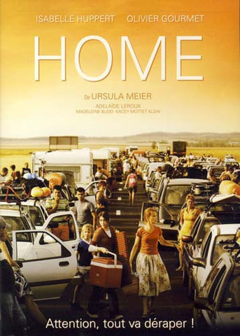 Home (French Version) DVD Movie