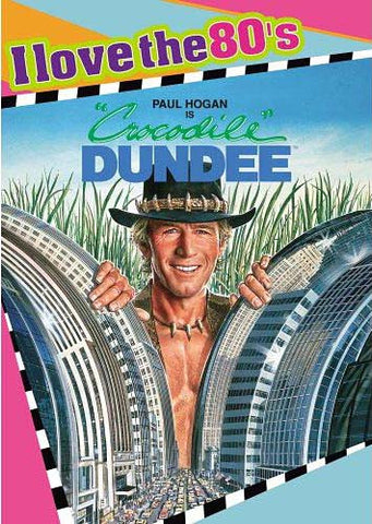 Crocodile Dundee (I Love The 80's) DVD Movie