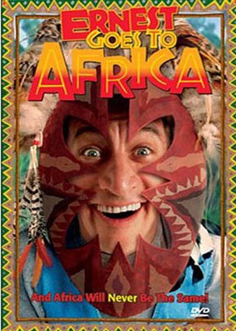 Ernest Goes To Africa DVD Movie
