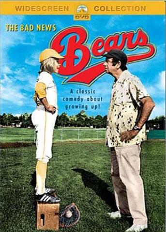 The Bad News Bears DVD Movie