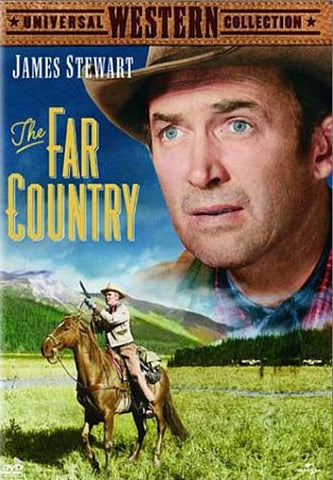 The Far Country DVD Movie