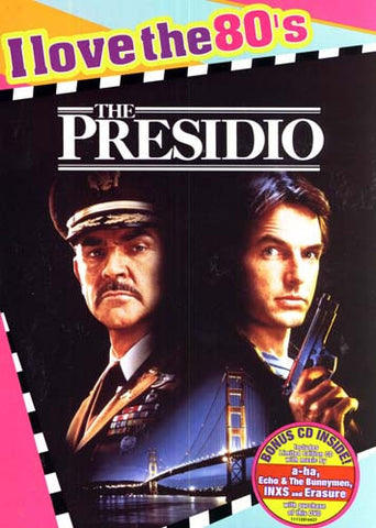 The Presidio - I Love the 80's DVD Movie