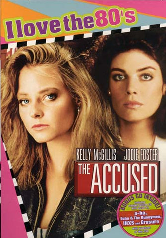 The Accused (I Love The 80's) DVD Movie