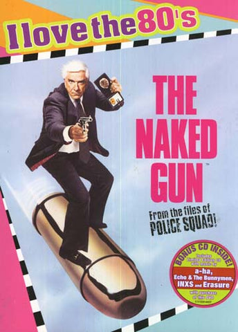 The Naked Gun - From the Files of Police Squad! - I Love the 80's (Bonus CD) DVD Movie