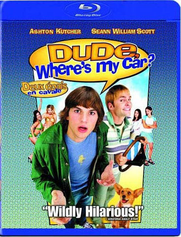 Dude Where s My Car (Blu-Ray) (Bilingual) BLU-RAY Movie