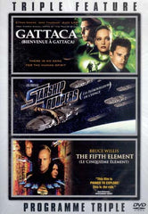 Gattaca/Starship Troopers/The Fifth Element (Triple Feature) (Boxset)