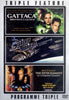 Gattaca/Starship Troopers/The Fifth Element (Triple Feature) (Boxset) DVD Movie