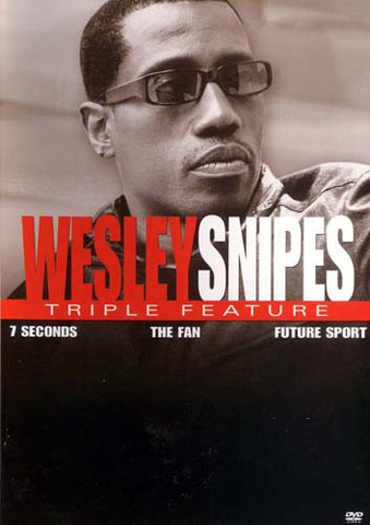 Wesley Snipes Triple Feature - 7 Seconds/The Fan/Future Sport (Boxset) DVD Movie