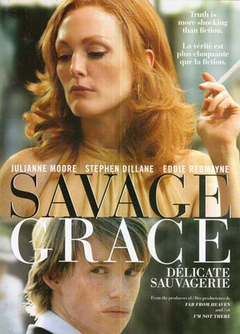 Savage Grace (Bilingual) DVD Movie
